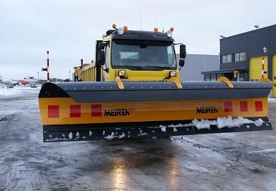 Meiren Snow lennujaama lumesahk LES 03
