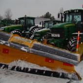 Lumiaura traktoriin MSK