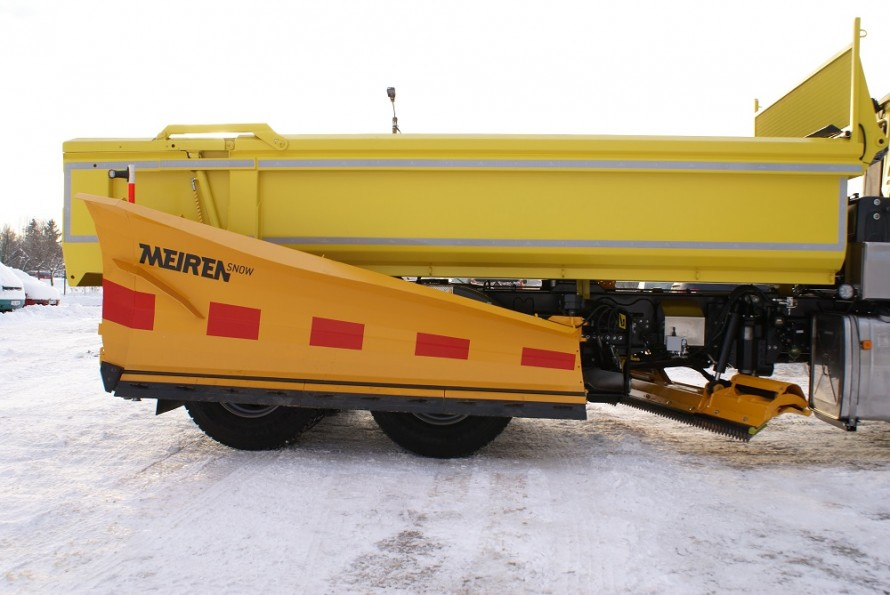 KSM series sidewing snowploughs