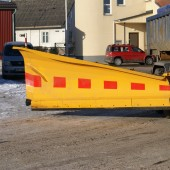 Snowplow KSM - truck sidewing_4