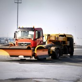 The biggest heavy duty unit in the snow removal equipment collection by Meiren