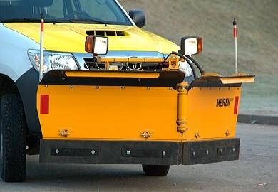 Meiren V-plow for pick-ups