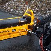 Neuer Schneepflug VDP2504 von Meiren