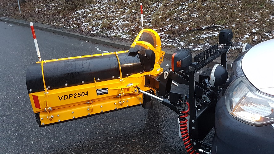 New V-plow VDP2504 from Meiren
