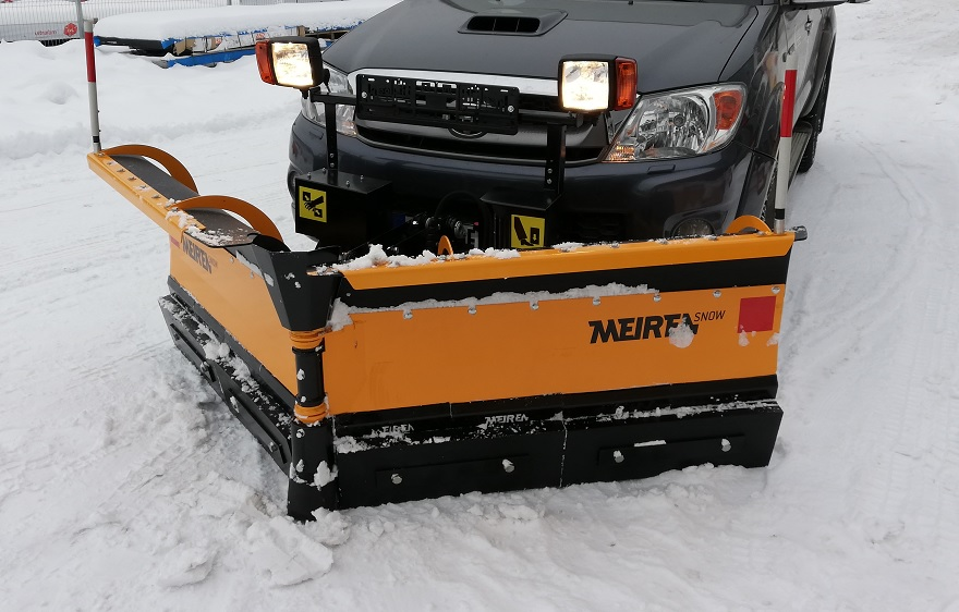 VDP2504 snow plow advantages