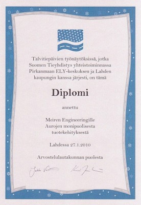 Lahti diplom