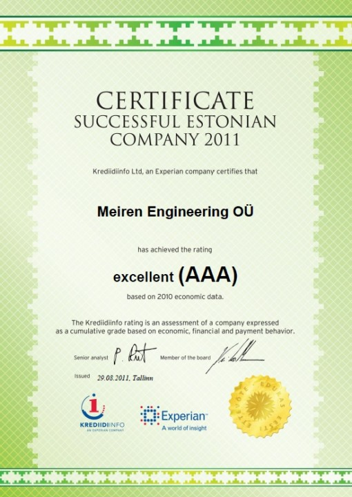 AAA_cert_Meiren_Engineering_ENG