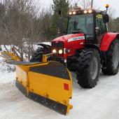 Traktori kinnitusega lumesahk VTSP3304