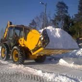 Lumekopp on konstrueeritud lume või muu kergmaterjali koristamiseks ja transportimiseks.