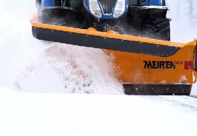Schneepflug TSK3403 für Traktor