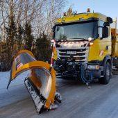 Meireni maantee lumesahk MSPN04 külgnihutusfunktsiooniga