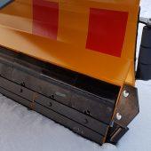 Unik och patenterad skärhållare av polyuretan