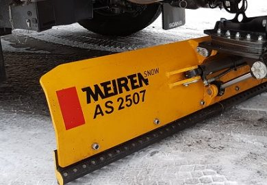Meiren kuorma-auton alusterä AS2507