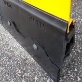 Patented blade holders for new pick-up snow plow VDP2504