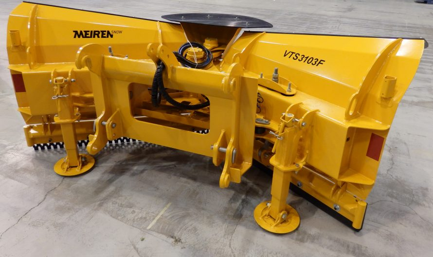 VTS3103 snow plow