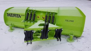 New durable snow plow TSL from Meiren