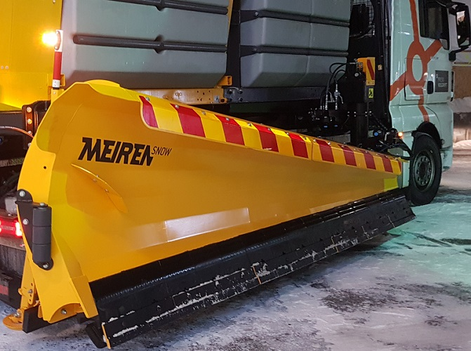 Meiren new side wing plough KSM04