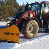 Uusi traktorin lumiaura VTS03