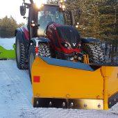 Meiren tractor snow plow VTS (3)