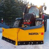 Meiren tractor snow plow VTS (4)
