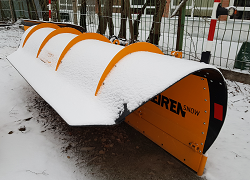 LSP snow plough