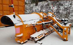 MSP3714 snow plough