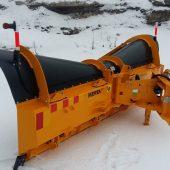TSP02 tractor snow plough Twincone